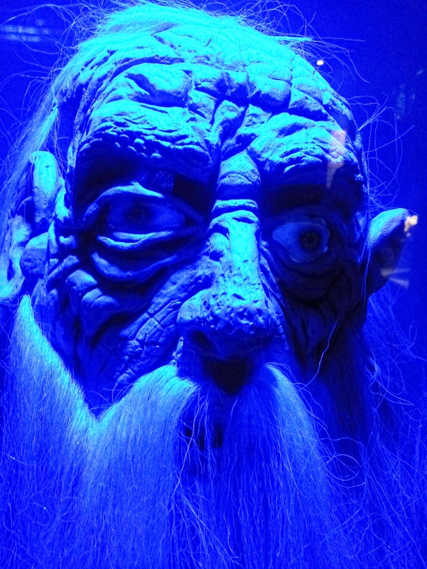 Yoda's creepy uncle