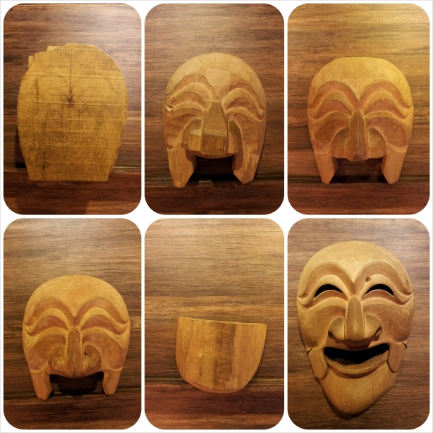 AndongMask Collage
