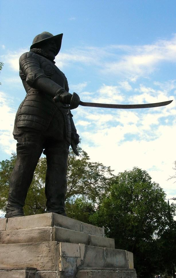 Juan De Salazar Y Espinoza (founder of Ascuncion)