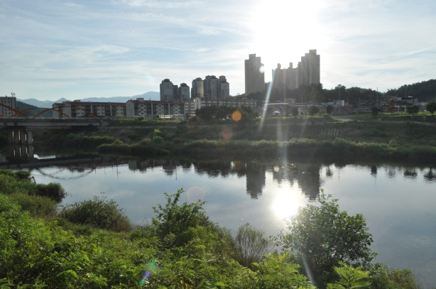 Samcheok River View