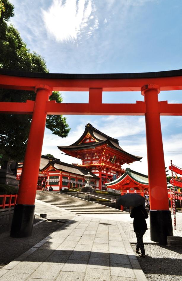 Inari Main Temple