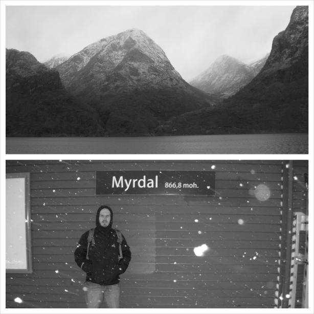 Myrdal Fjords